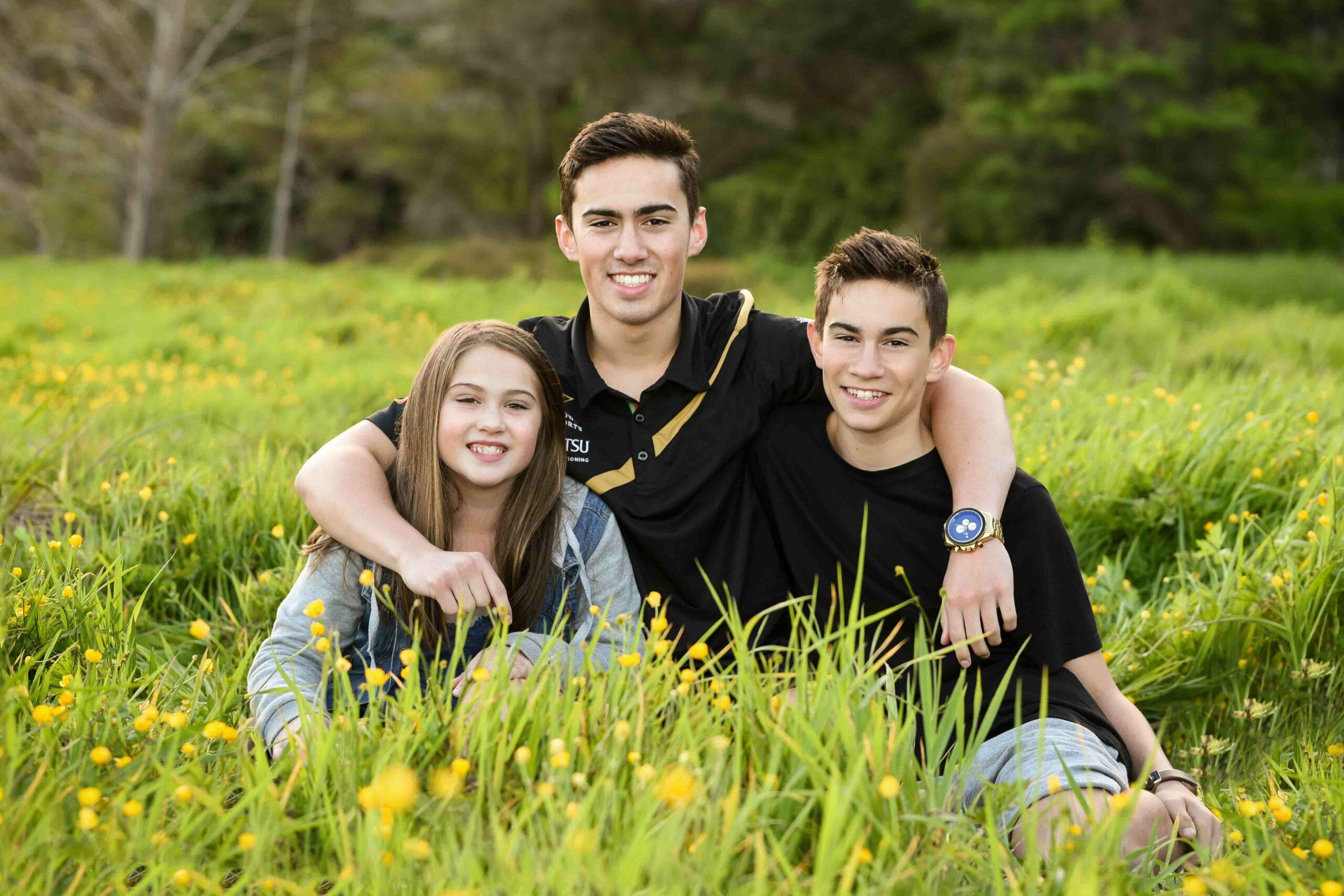 Photography family photographs