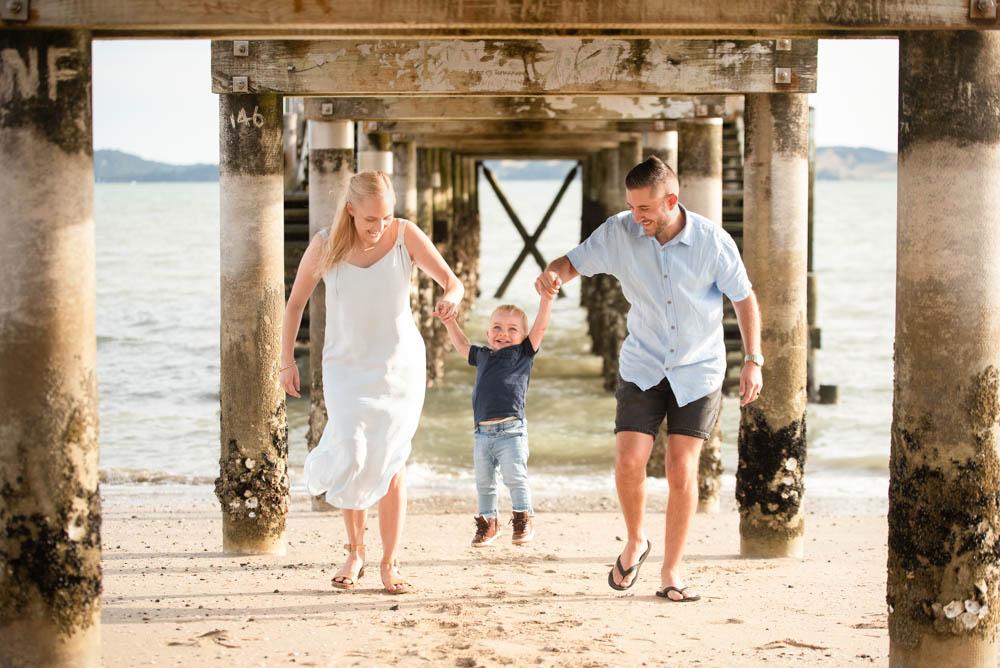 Family photos auckland
