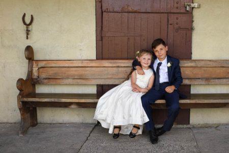 Turanga Creek wedding photograph